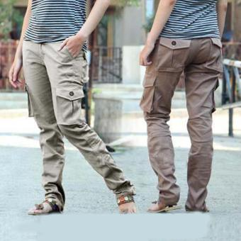 Ezplora Stylish Adventure Cargo Long Pants Celana Panjang Outdoor Source Celana Panjang Model