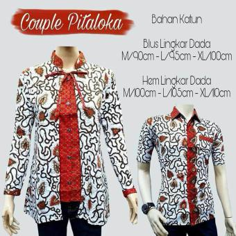 Couple Batik Pitaloka