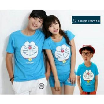 couple store cs - couple doraemon family (ayah+bunda+anak)