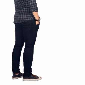 Cek Harga Baru Celana Jeans Hitam Pria Skinny Terkini Situs