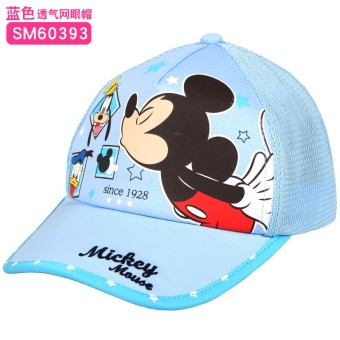 Disney Anak Laki-laki Anak Perempuan Musim Semi atau Musim Gugur Topi Matahari Anak Topi