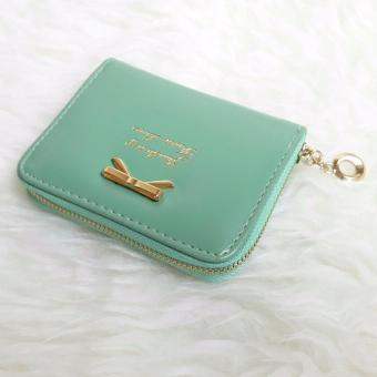 Dompet Import Wanita Jims Honey Mini Ribbon - Tosca