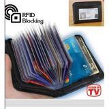 ... DOMPET KARTU KREDIT - ATM - CREDIT CARD LOCK WALLET RFID - 3
