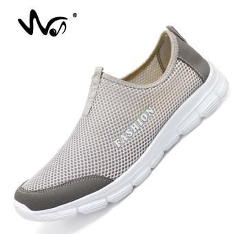 SEPATU WANITA SLIP ON WR88 HITAM. Source ... Sepatu Pasangan (warna Abu 4fb7469224