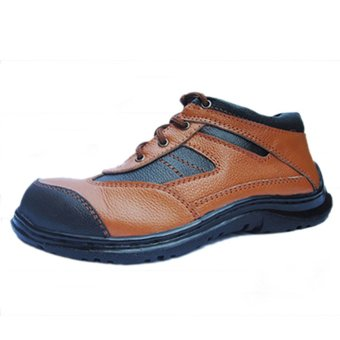 Harga Murah Dozzer Safety Shoes P104 Coklat Tua Dan Harga Lengkap Source · Dozzer Safety Shoes