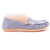Dr. Kevin Sepatu Wanita Flat 5306 Abu - Sepatu Wanita ala Wakai Slip On Kanvas ...