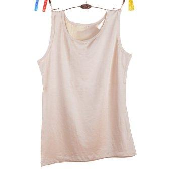 Elena Tank Top Wanita ET 7591 - Cream - Pakaian Dalam Wanita Tanktop