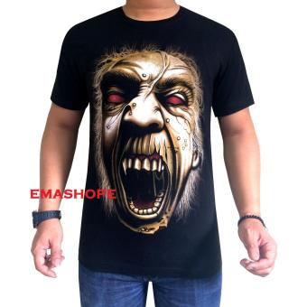 Shock Price Ema Shope - Kaos Distro T-Shirt Distro Atasan Pria Wanita  Cotton Combed ac9c3cd7ca