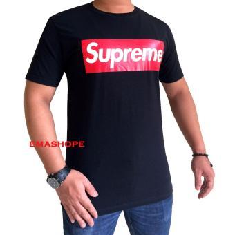 Ema Shope - Kaos T-Shirt Distro Atasan Pria Wanita Cotton Combed 30s Baju  Cewe e19e064ec8