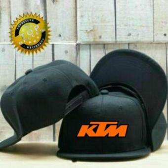 EXCLUSIVE Topi Snapback Hip Hop Custom Design KTM 09 NAYCLOTH