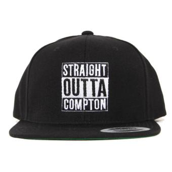 EXCLUSIVE Topi Snapback Straight Outta Compton