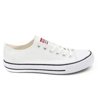 Review of Faster Sepatu Sneakers Kanvas Wanita 1603-03 - Putih & Biru Size 36
