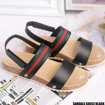 Sepatu Wedges Gucci Tali Tan3 - Daftar Harga Terendah Indonesia 064bd436bc