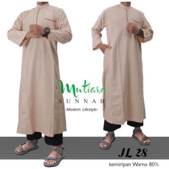 Gamis Pria Baju Muslim Pria Gamis Murah Baju Koko Gamis Muslim ...