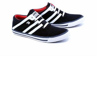 Garsel Sepatu Sneaker / Sneaker Shoes Pria GJE 1022 Bahan Synth .