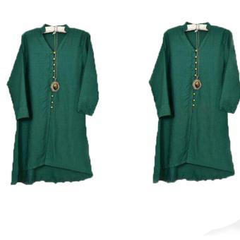 Grateful Fashion Long Hem Tricia 3 - Tosca - Best Seller