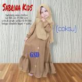 ... GSD-Baju Gamis Anak/Baju Muslim Anak/Baju Anak Cewek/Baju Anak