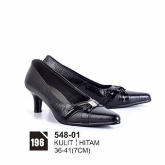 High heels wanita sepatu kerja sepatu kantor sepatu pantofel wanita Azzura  548- 510b0101af
