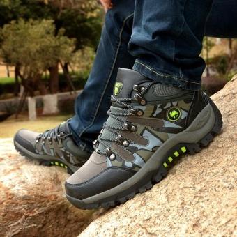 Pinsv Hiking Sepatu Pria Spring Hiking Boots Mountain Pendakian Source · Tinggi  Top Men s Hiking f4b09741f4