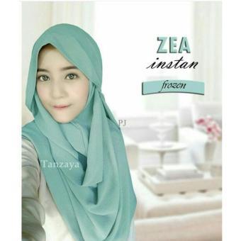 hijab kerudung jilbab instan zea instan murah ...