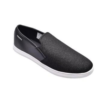 Homypro Hello 02 Slip on Shoes Wanita - Black