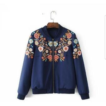 Honeyclothing Jaket Wanita Jolly   Jaket Wanita   Jaket Bomber   Fashion  Jaket   Atasan Wanita ce3037d331