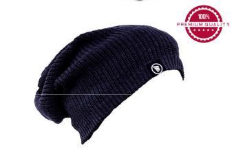 Hrcn Hwd 8022 Topi Kupluk Pria Knitting Keren Hitam - Daftar Harga ... bfc30ee86d