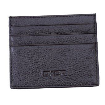 Harga HengSong Men's Cards Holder Wallets Coffee