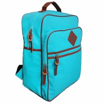 Harga Bag & Stuff J-Sport Korea Backpack - Toska