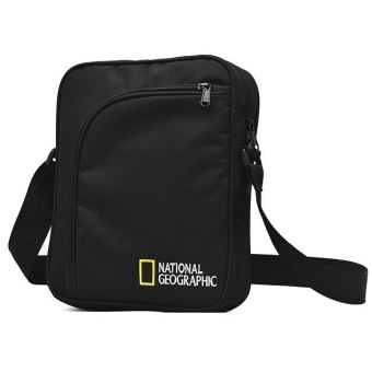 Harga Third Party Tas Selempang National Geographic Hitam