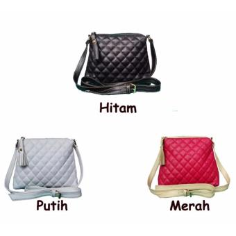 Harga Bethnic Shoulder Bags Furla - Black,Red,White