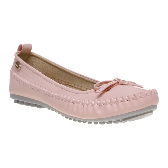 Harga Bata Valor Flat Shoes - Peach