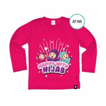 Harga Afrakids 180 Happy With Hijab