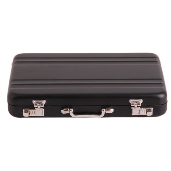 Harga Hanyu Suitcase Model Business Card holder Black