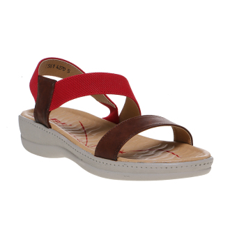 Harga Bata Celin - Brown-Red-Grey