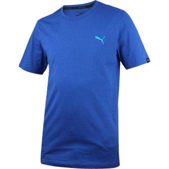 Harga PUMA Kaos Essential Tshirt - 83823831 - Biru
