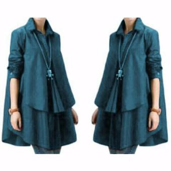 Harga Yuki Fashion Blouse Hiraku - Tosca