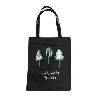 Harga EZY Tote Bag Don't Worry Be Happy