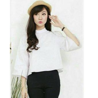 Harga Labelledesign GAINE Blouse - White