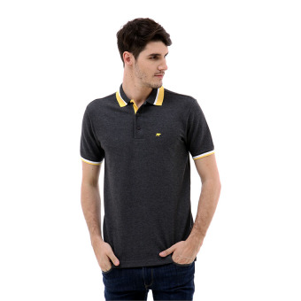 Harga Jack Nicklaus Legacy-2 Polo Shirt - Smoke