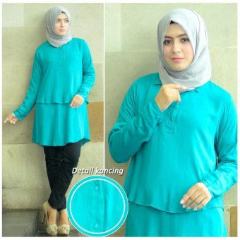 Harga Grateful Blouse Anisa - Tosca