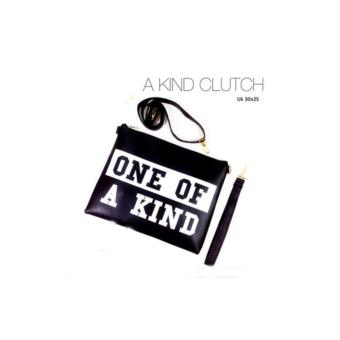 Local-Clutch Tumblr-One Kind Clutch-Hitam