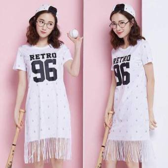 Harga Labelledesign Retro 96 - White