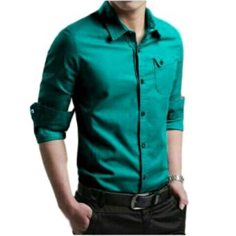 Harga SR Collection Mike Shirt - Tosca