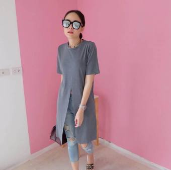 Harga Labelledesign Blouse Vellicy - GreyMisty