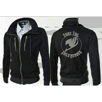 Harga Jaket Anime Fairy Tail Black