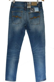 Harga Nudie Jeans Lean Dean Shelter Worn