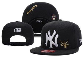 ... MLB New York Yankees Caps Snapback Fashion Baseball Women s Hats Men s Sports Fashionable Summer