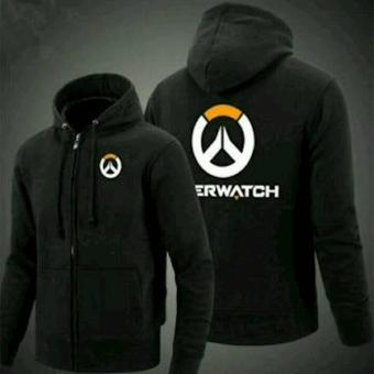 Harga Hoodie Sweater Jaket Zipper/Overwotch