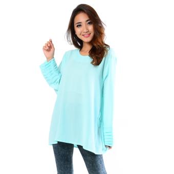 Beli Online Ayako Fashion Blouse Nessa Ay Merah Harga Spesifikasi Source · Ayako Fashion Blouse Hera